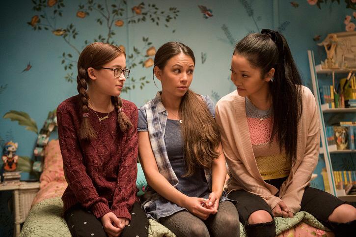 Netflix divulga o trailer do filme Para Todos Os Garotos Que Já Amei