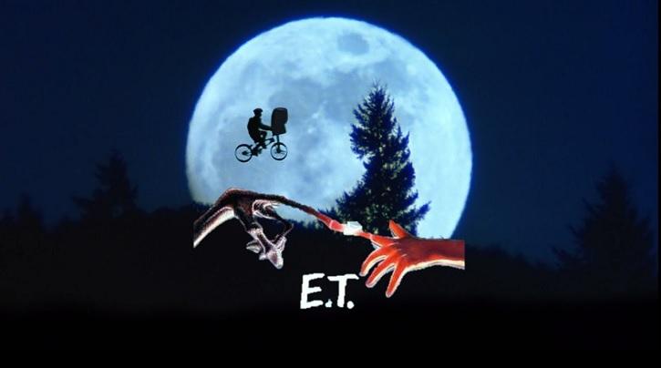 ET-Extraterrestre