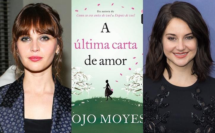 Livro da autora de Como Eu Era Antes de Você, A ultima carta de amor vai virar filme