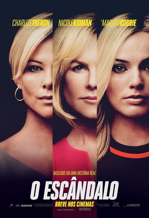 Resultado de imagem para escândalo filme poster