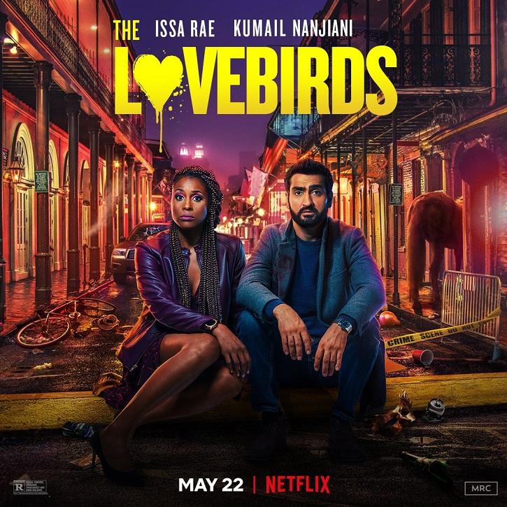 Lovebirds-
