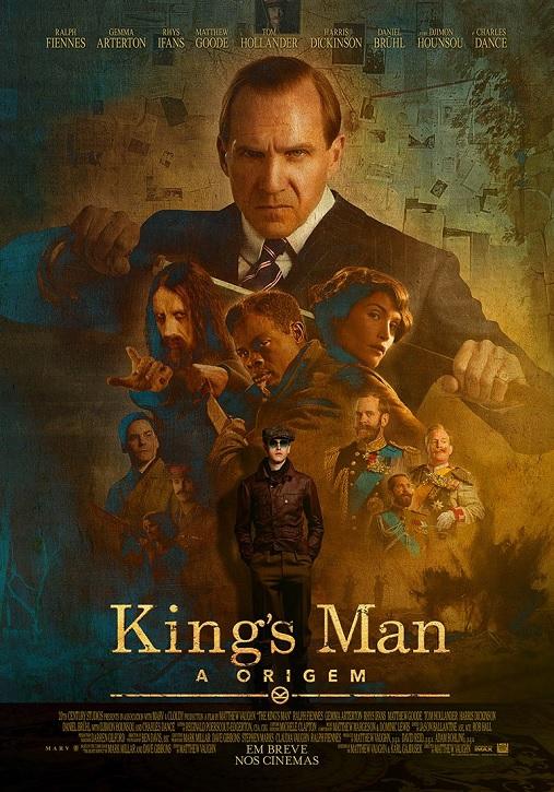 Kingsman-A-Origem