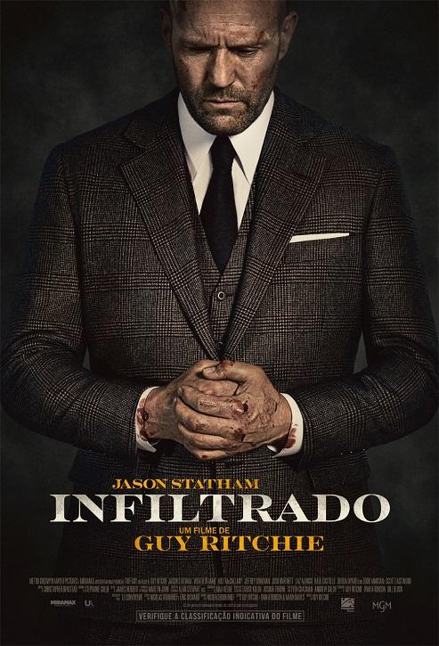 Infiltrado - Poster